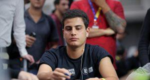 Marcelo Aziz conquistou o primeiro título na série do Natural8