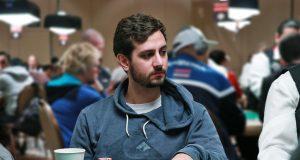 Marcelo Giordano faturou o título na WSOPC Series