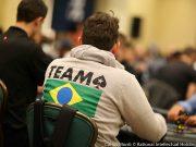 Brasil chegou a três títulos no SCOOP Afterparty