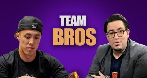 Kyle Kitagawa e Cedrric Trevino são os novos TeamBROS