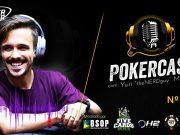 Yuri Martins voltou para o Pokercast para falar dos novos feitos da carreira