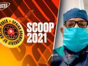 Neto Ferrarezi tem uma história incrível no SCOOP 2021