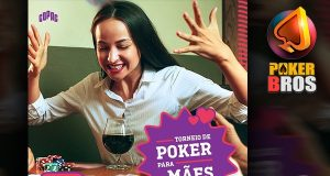 Copag terá competição especial para as mães no PokerBROS nesta sexta (28)