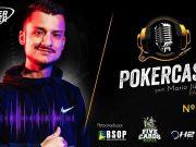 Mario Junior é o convidado do episódio 167 do Pokercast
