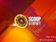 SCOOP Afterparty agitará PokerStars com 180 torneios