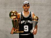 Tony Parker, eterno camisa 9 do San Antonio Spurs, estará no Main Event da WSOP 2021 (Foto: Nathaniel S. Butler/Getty Images)