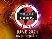 World Cup of Cards é atração do partypoker para o mês de junho