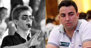 Caio Botacin e Allison Eleres forraram na WSOPC Series