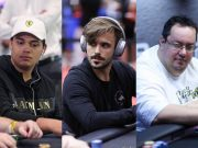 Belarmino Souza, Yuri Martins e Geraldo Cesar aparecem no top 3 do ranking mensal