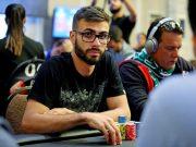 Eduardo Rodrigues ficou em terceiro lugar no torneio