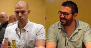 Matt Berkey e Rob Kuhn chegaram a um acordo no Twitter