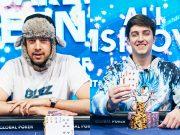 Jared Bleznick e Ali Imsirovic forraram no US Poker Open