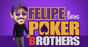 Felipe Lombardi fará parte de projeto beneficente do PokerBros