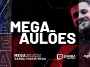Samba Poker Team disponibiliza aulões abertos para quem quiser assistir
