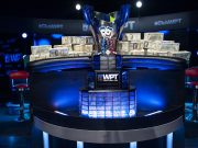 Troféu do WPT (Foto: WPT)
