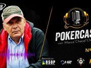 """Marco Cheida, o """"Chacal"""", é o entrevistado do Pokercast 171"""
