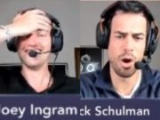 Joey Ingram e Nick Schulman deram um grito com o blefe de Phil Ivey
