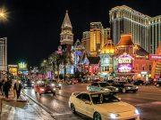 Las Vegas. em Nevada, vem tendo sucesso no pós-pandemia