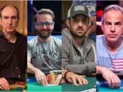 Tubarões do poker mundial engataram no Dia 1A do Wynn Millions