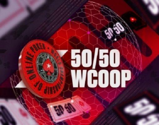 50/50 WCOOP Edition promete ser um aquecimento de luxo para a série que começa no dia 22