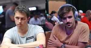 Bruno Volkmann e Yuri Martins estão entre os menores stacks