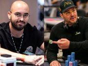 Bryn Kenney e Phil Hellmuth: quem é melhor?