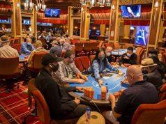 Máscaras voltarão a ser vistas nas mesas de poker de Nevada (Foto: Las Vegas Review-Journal)
