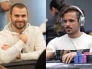 Renan Bruschi e Yuri Martins ainda fizeram outra mesa final no PokerStars