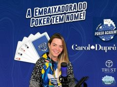 Carol Dupré estará no aulão da Poker Academy na Copa Unesp
