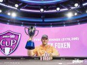 Alex Foxen levou a primeira taça da PokerGO Cup (Foto: PokerGO)