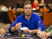 A morte de Layne Flack emocionou a comunidade do poker (Foto: WPT)