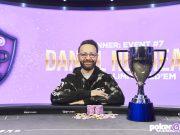 Daniel Negreanu finalmente saiu campeão de um torneio live