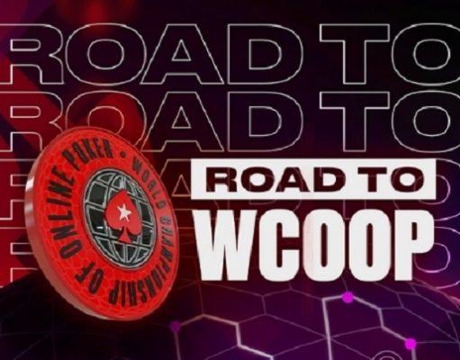 Road to WCOOP é uma novidade gigante do PokerStars