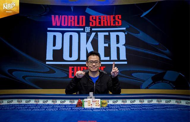 Anson Tsang possui dois braceletes da WSOP