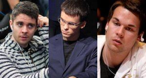 Ben Tollerene, Timofey Kuznetsov e Sami Kelopuro disputaram mais de meio milhão de dólares