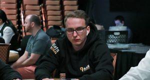 """Benjamin Rolle, o """"bencb789"""", na WSOP 2019"""