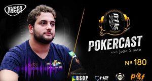 João Simão está no Pokercast 180