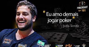 João Simão falou sobre a WSOP 2021 e sua paixão pelo poker