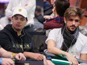 Belarmino Souza e Yuri Martins se enfrentaram no heads-up