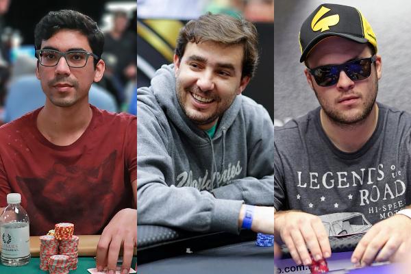 Pablo Brito, Renato Valentim e Luan Felipe estão entre os classificados