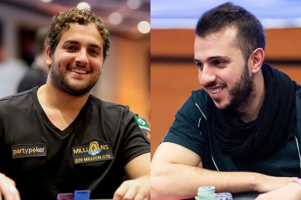 João Simão e Ricardo Rocha garantiram cinco dígitos