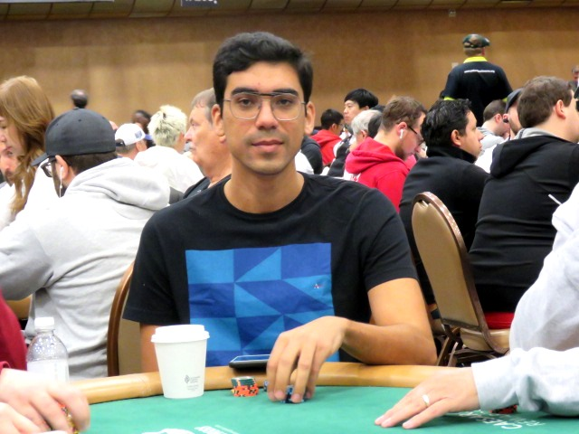 Pablo Brito fez bonito no POkerStars e garantiu seis dígitos