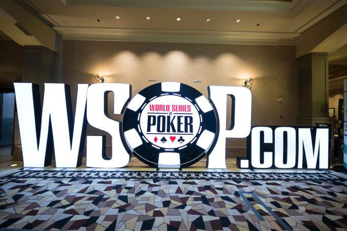 WSOP.com receberá 11 eventos de bracelete durante a etapa de Las Vegas