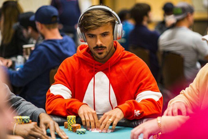 Yuri Martins completa 25 semanas no topo da classificação (Foto: WPT)