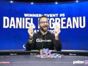 Daniel Negreanu bateu o field do Evento #5 do Poker Masters (Foto: PokerGO)