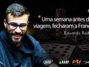 Eduardo Rodrigues não conseguiu ir a Monte Carlo