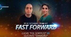 """Fast Forward Challenge do partypoker terá """"Foi_sorte23"""" e """"Danadão"""""""
