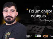 Fred Nogueira falou sobre a virada na carreira no Pokercast 182
