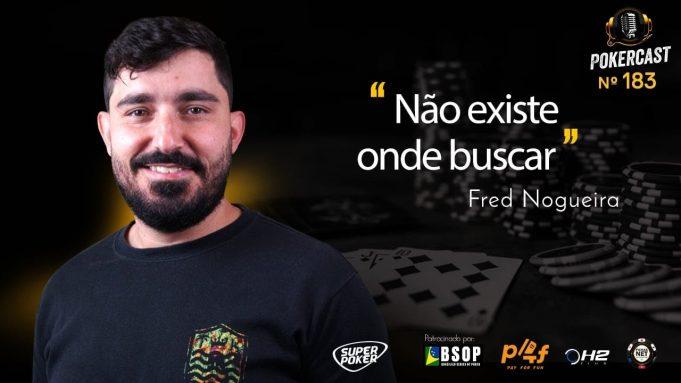Fred Nogueira falou sobre a falta de materiais de PLO5