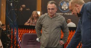 Georges Hanna ficou decepcionado ao ser eliminado em quinto (Foto: Reprodução/Twitch)